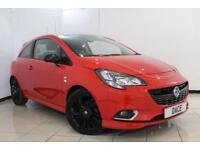2015 15 VAUXHALL CORSA 1.4 LIMITED EDITION 3DR 89 BHP
