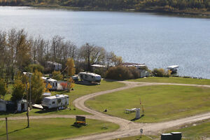 RV site / yearly site rental / seasonal RV camping