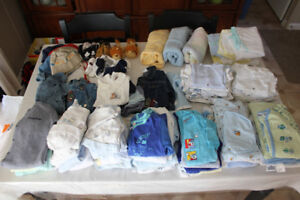 Baby boy's clothing size 0-24 months