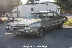 1965 OLDS 442