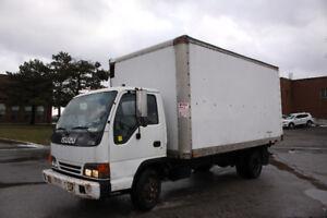 1996 Isuzu Cube van NPR box truck***FOR SALE***