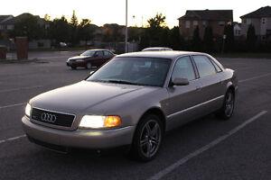 2001 Audi A8L Sedan