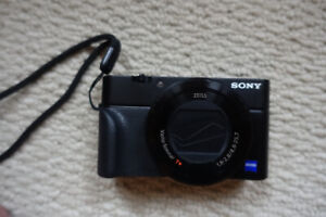 Sony RX100 M3 camera for sale