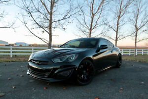 2015 Genesis coupe 3.8 (Loaded)