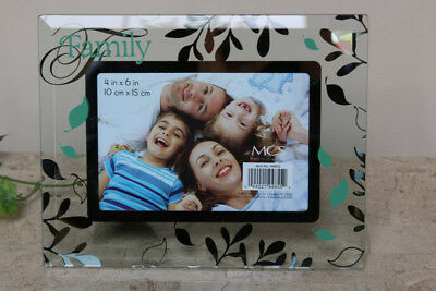 "MCS PICTURE / PHOTO FRAME * FAMILY * 4"" X 6"" ~ 4x6"