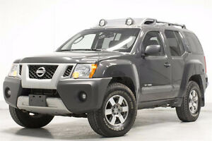 2009 Xterra Off Road - rare manual trans, excellent condition