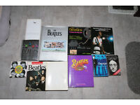 25+ Beatles books, calenders, fan mags , jigsaw, a lifetimes collection