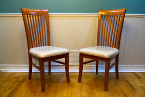 Dining Room Chair Set x4 *Pick Up Only*