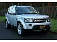 2015 Land Rover Discovery 3.0 SDV6 HSE LUXURY 5d 255 BHP Estate Diesel Automatic