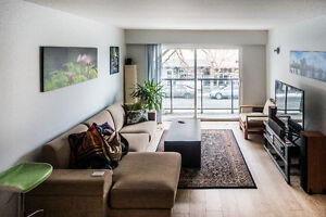 2 Bedroom Furnished Unit on Commercial DR. Steps from Skytrain