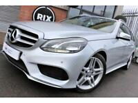 2013 13 MERCEDES-BENZ E-CLASS 2.1 E220 CDI AMG SPORT 5D AUTO 168 BHP DIESEL