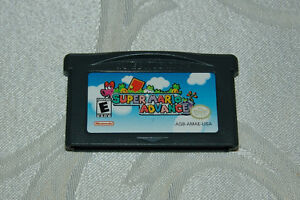 Super Mario Advance for the GBA