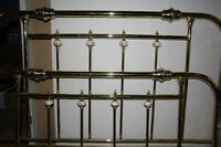 Imitation Antique Brass Bedframe