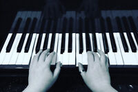Female Piano Player Available