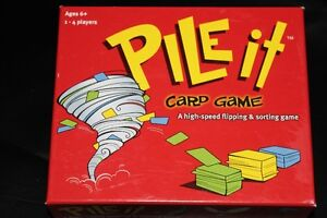 """""""Pile It"""" game for age 6+ complete   Learning game Kingston Kingston Area image 7"""