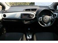 2013 Toyota Yaris 1.5 VVT-i Hybrid T4 5dr CVT Auto Hatchback Hybrid Automatic