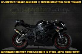 2012 12 KAWASAKI ZX-6R RBF 600CC 0% DEPOSIT FINANCE AVAILABLE