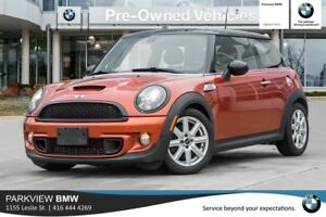 2011 Mini Cooper S MANUAL|FWD|ROOF|ALLYS|AS-IS|XENON