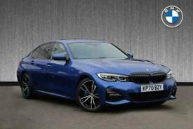 image for 2020 BMW 3 Series 320d M Sport Saloon Auto Saloon Diesel Automatic