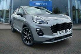 image for 2020 Ford Puma TITANIUM WITH PRIVACY GLASS AND AVAILABLE WITH TRUSTFORD NOW! Man