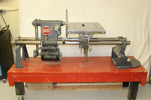 SHOPSMITH E10 MULTI FUNCTION WOODWORKING MACHINE Kawartha Lakes Peterborough Area image 1