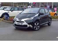 2016 TOYOTA AYGO Toyota Aygo 1.0 x clusiv 5dr