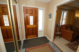 Three  Bedroom Main floor Detached House for lease