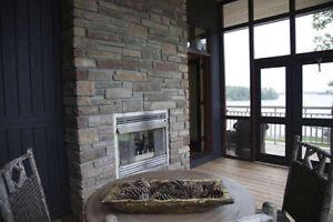 Lake Rosseau Luxury Cottage - 3+ BR, beside beach