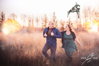 Fun and Interactive Engagement Sessions- $250