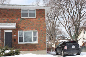Updated two bedroom, close to hospital