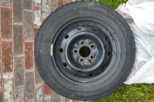 Honda 2013 rims and winter tires 5 bolt pattern