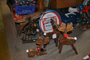 Vintage Christmas Bulb Sets (Boxed!) + Other Various Decorations Windsor Region Ontario image 7