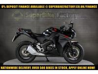 2016 16 HONDA CBR125 R-F 125CC 0% DEPOSIT FINANCE AVAILABLE
