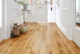 Engineered European Rustic Oak Flooring