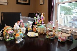 Easter Decoration Collection, many pieces!
