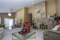 5 BEDROOM WONDERFUL RESIDENCE ON HUGE .9 ACRE LOT IN THE CITY!!