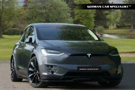 image for 2017 Tesla Model X X 90D ** 7 SEATS + TOP SPECIFICATION ** Auto Hatchback Electr