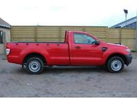 2014 FORD RANGER TDCI 130 XL 4X2 SINGLE CAB PICK UP DIESEL
