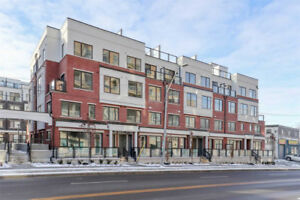 Brand New Luxury Condo Townhome FOR RENT
