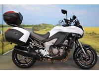 Kawasaki KLZ1000 **Kawasaki Panniers, Kawasaki Top Box, KTRC**