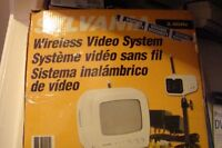 WIRELESS VIDEO SYSTEM NEW IN BOX NEVER OPENED