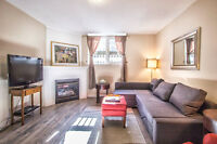 Downtown BEST VAULE furnished rental! weekly/monthly rate!