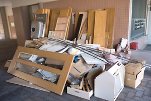 Small Junk Removal, Garbage, Waste, Renovation Trash Removal