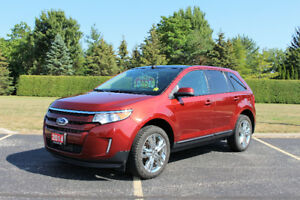 2014 Ford Edge SEL SUV,Fully LOADED, Navigation,Sun-Roof,Leather