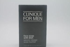 Clinique Men's face wash wrapped with dish, makes a good gift