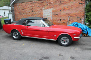 WINTER PROJECT 1966 Ford Mustang
