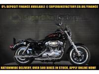 2013 63 HARLEY-DAVIDSON SPORTSTER 883CC SUPERLOW XL