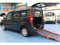 Fiat Doblo 1.4 Petrol Wheelchair car disabled mobility vehicle accessible 2012