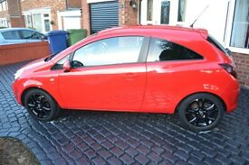 Vauxhall corsa 1.3 cdti excellent condition