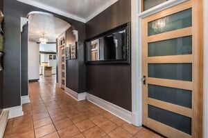 GORGEOUS 3 BEDROOM RENTAL **LACHINE CANAL**